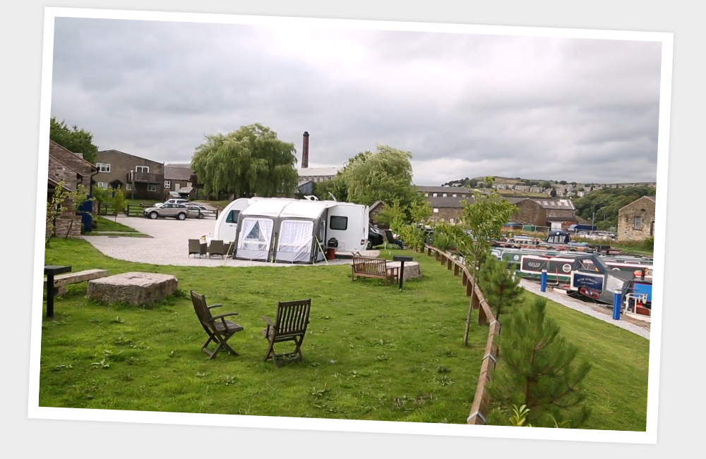 Caravan Park New Mills